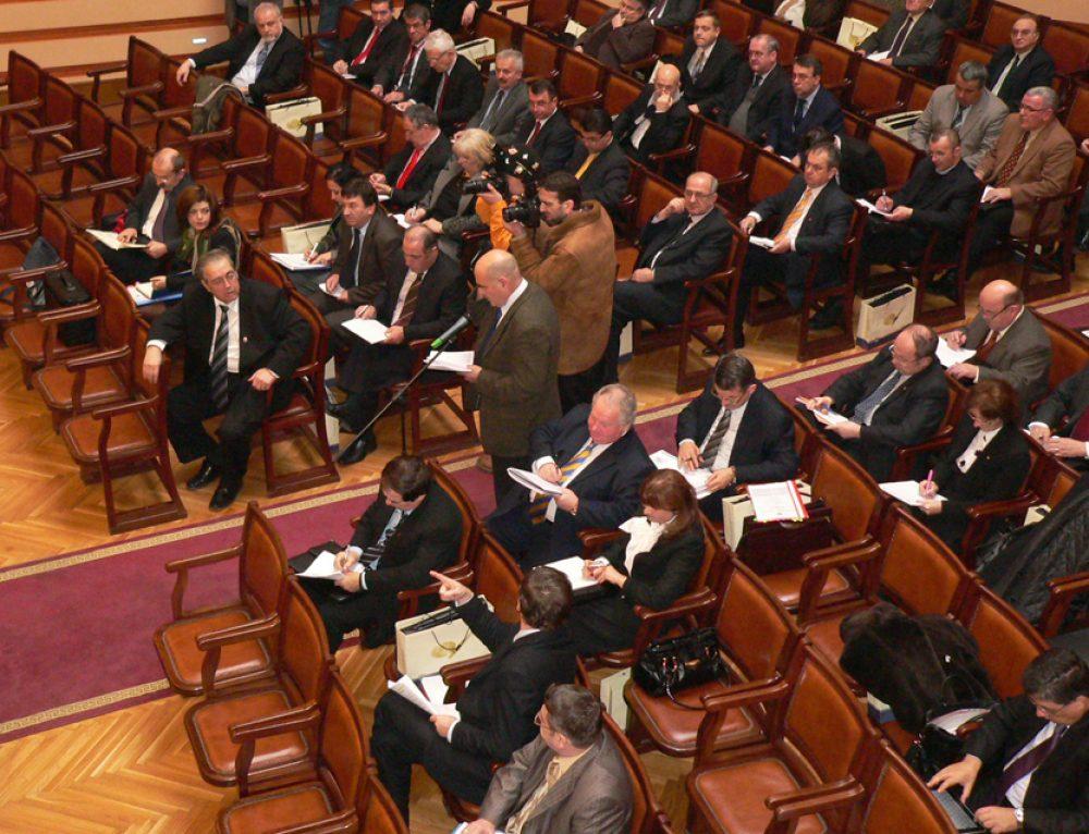 Legea Educaţiei Naţionale, subiect de discuţii la Conferinţa Naţională a Rectorilor