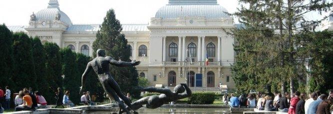 "About the university - Universitatea ""Alexandru Ioan Cuza"