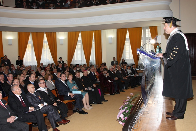 Alexandru Ioan Cuza University: 150 years