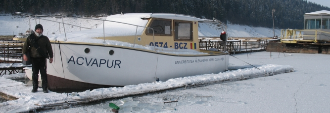 6 bis ambarcatiune cercetare iarna