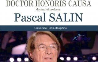 Conferinţă DHC Pascal Salin