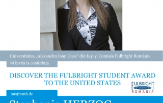 eveniment fulbright