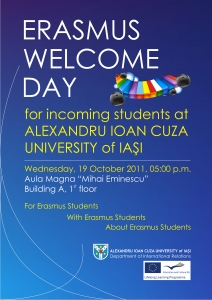 Erasmus Day 2011