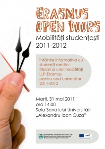 Erasmus Open Doors 2011