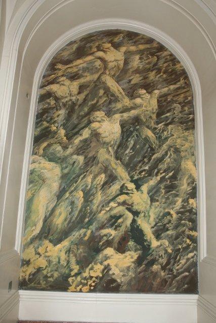 Sala Pasilor Pierduti - Sabin Balasa, Exodul spre lumină