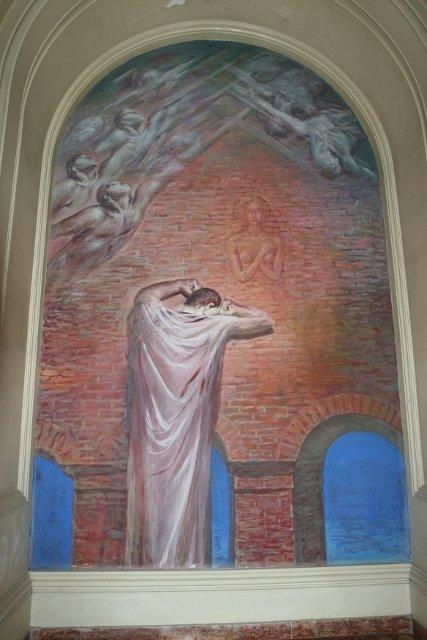 Sala Pasilor Pierduti, Sabin Balasa - Legenda Meșterului Manole