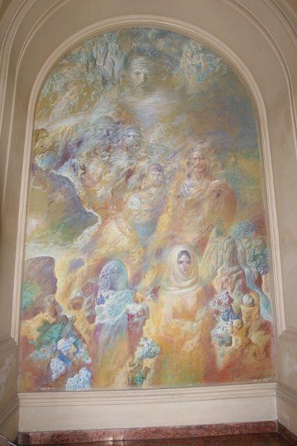 Sala Pasilor Pierduti, Sabin Balasa - Strabunii