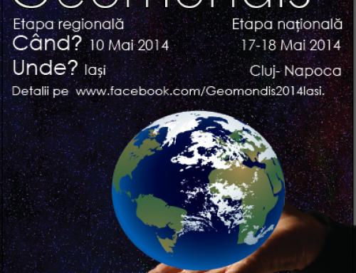 Concurs de Geografie pentru elevii de liceu