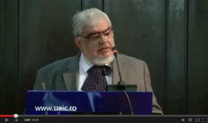 Conferințele UAIC Andrei Pleșu Parabolele lui Iisus o analitică a receptivității YouTube
