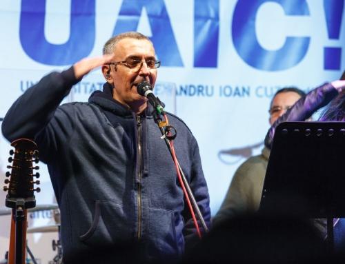 Bun venit la UAIC 2014