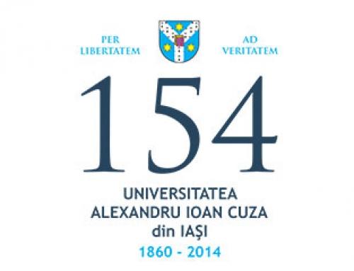 """Universitatea """"Alexandru Ioan Cuza"""" din Iaşi sărbătoreşte 154 de ani"""