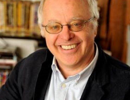 Alain Berenboom, ecrivain belge francophone de polar, en deplacement a Bucarest et a Iași