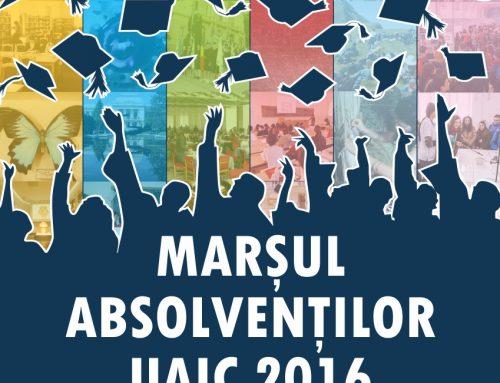 Marșul Absolvenților 2016