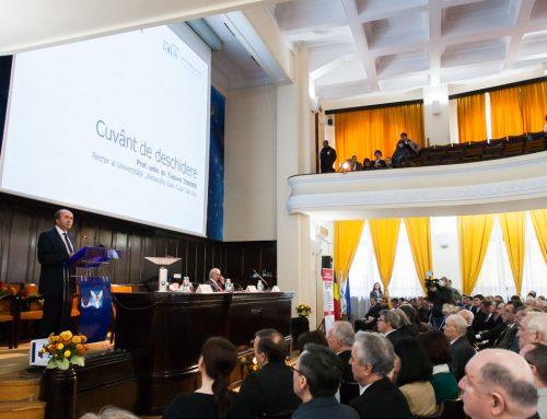 """Universitatea """"Alexandru Ioan Cuza"""" la 156 de ani de existență"""