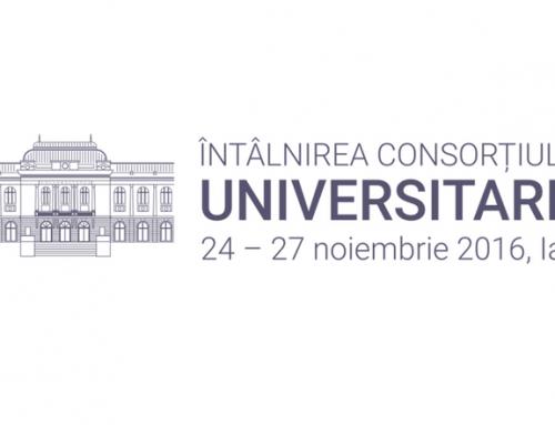 Consorțiul Universitaria se reunește la Iași