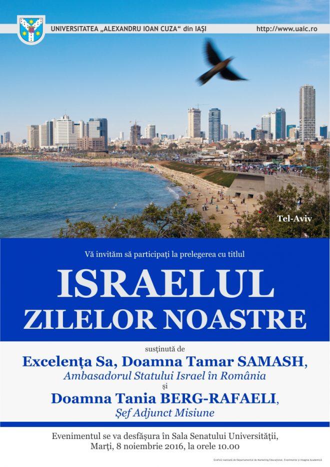 afis-conferinta-ambasador-israel-nov-2016
