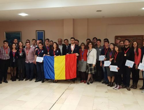 Aur, argint și bronz la olimpiada internațională de matematică SEEMOUS