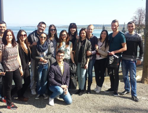 Excursie de studiu la Konstanz pentru masteranzi FEAA