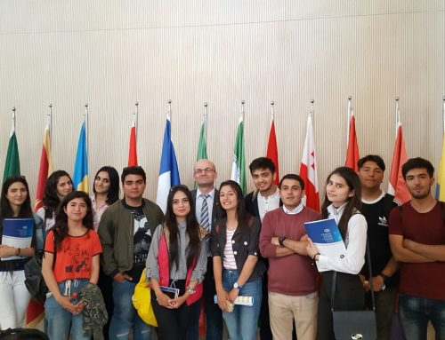 UAIC – prezentă la Forumul Inter-universitar România-Azerbaidjan
