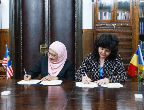Delegația Universității Terengganu Malaysia – vizită în premieră la UAIC