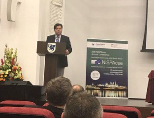 UAIC, gazda unei importante conferințe internaționale – NISPACee 2018