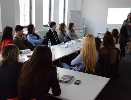 """Noi demersuri pentru creșterea gradului de angajabilitate a studenților și corelarea ofertei educaționale cu cerințele pieței muncii, întreprinse de Universitatea """"Alexandru Ioan Cuza"""" din Iași"""