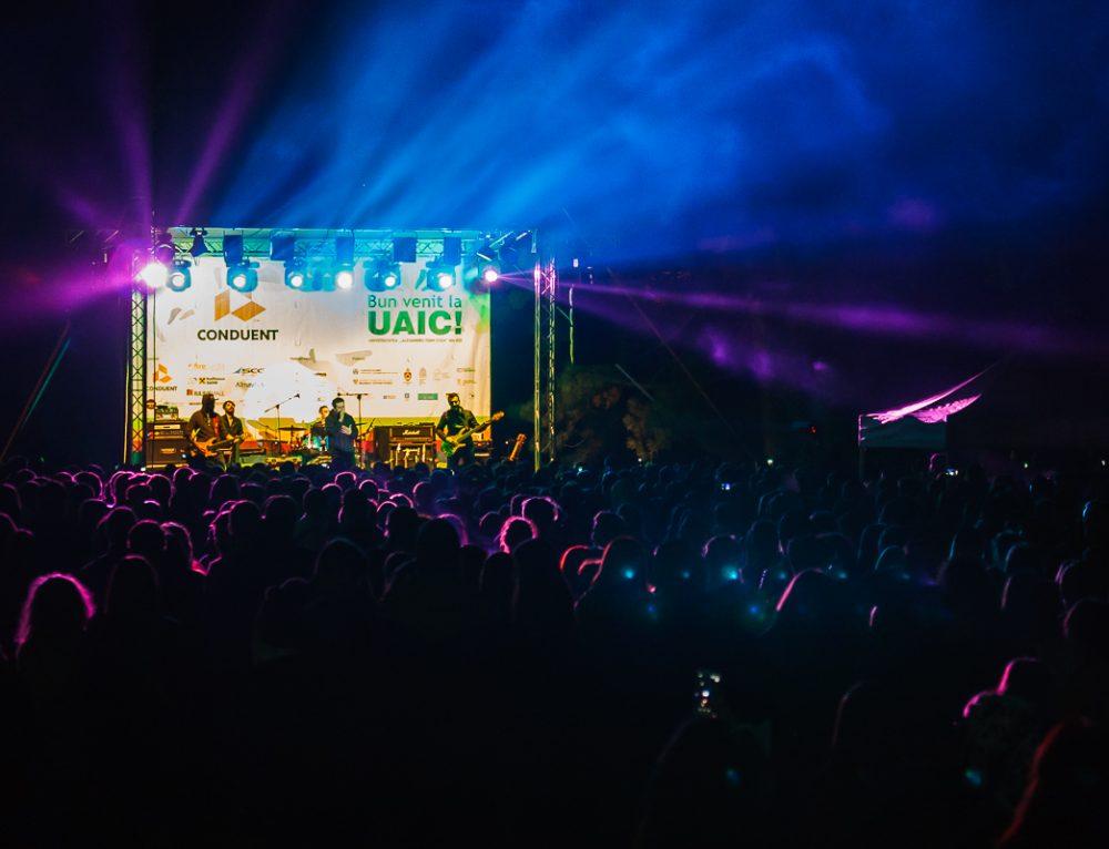 Bun Venit la UAIC 2017