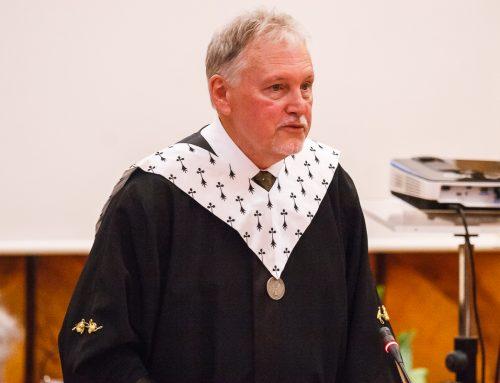 Decernarea Titlului de Doctor Honoris Causa profesorului Louis G. POL