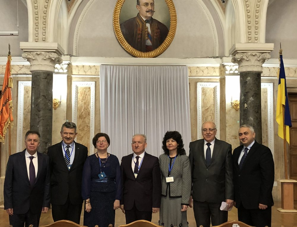 UAIC a participat la întâlnirea Consorțiului Universităților din Republica Moldova – România – Ucraina