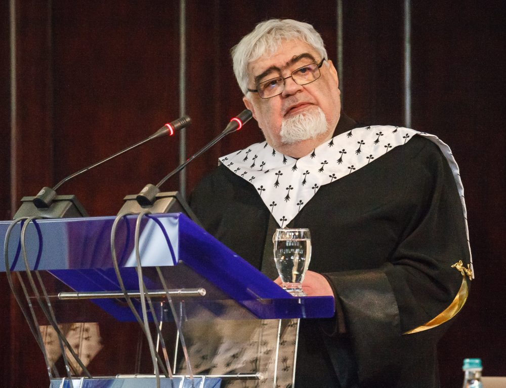 Andrei Pleșu, Doctor Honoris Causa al UAIC