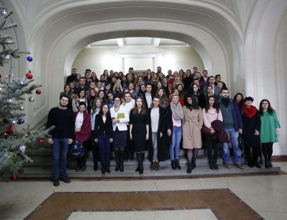 Rezultatele academice excepționale ale studenților Erasmus+, răsplătite de UAIC