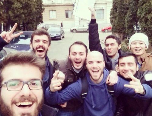 Creștere semnificativă a stagiilor de studiu de un an pentru studenții internaționali Erasmus+