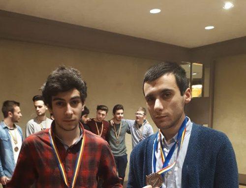 Studenții UAIC, premianți la concursul internațional de matematică din Sankt Petersburg