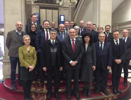 UAIC a participat la întâlnirea Grupului Russell cu universitățile românești