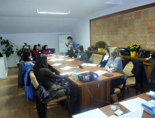 """Cursuri de formare profesională la UAIC: """"Consilier pentru dezvoltare personală"""" și """"Formator"""""""