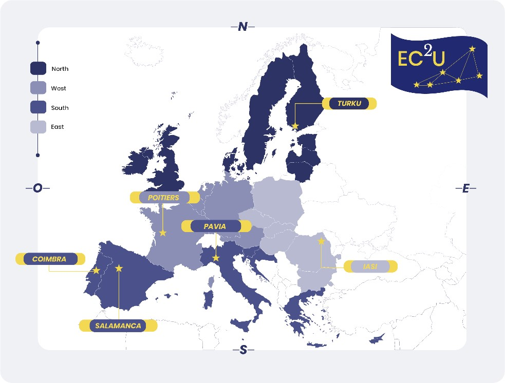 Communiqué on the submission of a proposal for pilot Alliance of European Universities by the EC2U consortium
