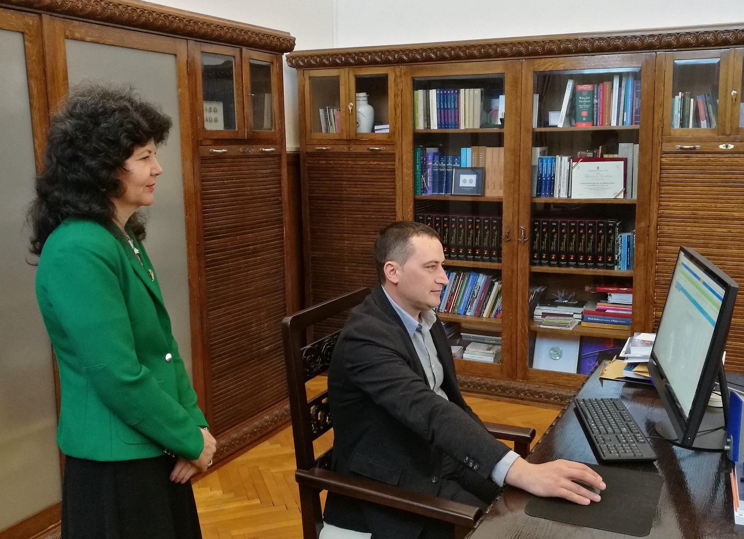 UAIC propune înființarea unui centru de consiliere pentru fermele de acvacultură