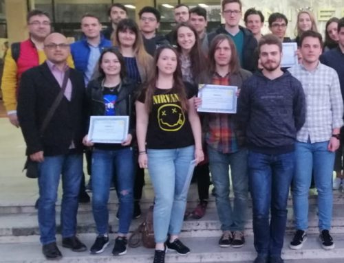 """Studenții Facultății de Fizică, premiați la Concursul Național Studențesc """"Dragomir Hurmuzescu"""""""