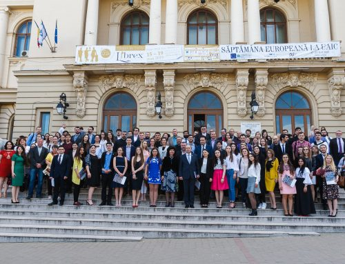 UAIC și-a premiat studenții de 10