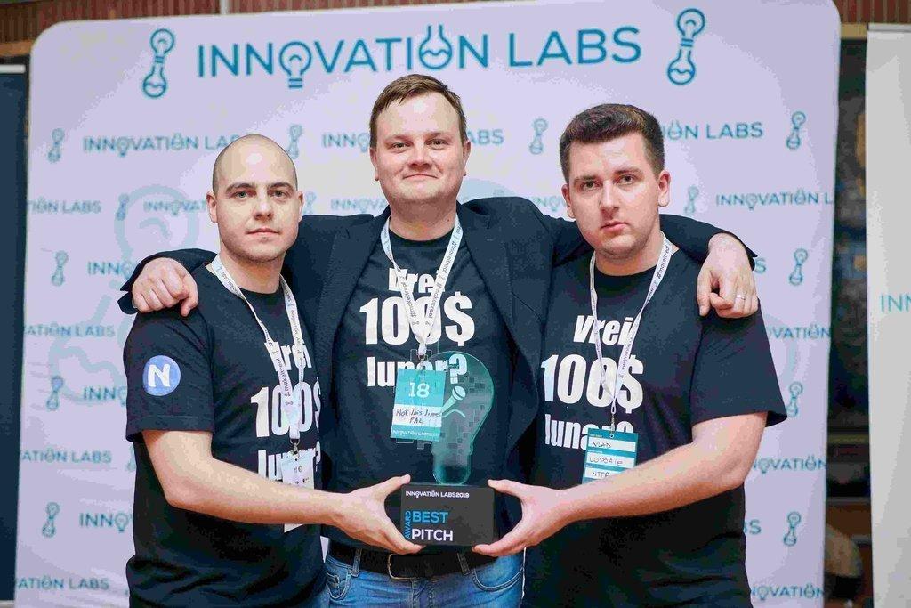Studenți UAIC, premiați la Innovation Labs 2019