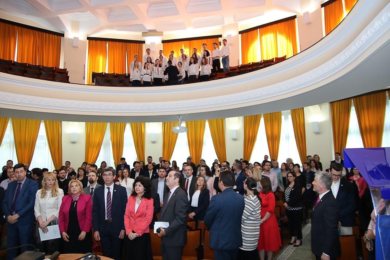 Reuniunea Comunității Alumni UAIC. Nou start în relația cu absolvenții Universității