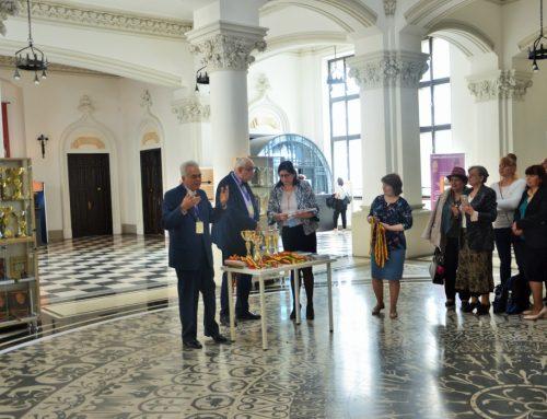 EUROINVENT 2019: Patru medalii de aur, patru de argint și diplome de excelență pentru cărți publicate de Editura UAIC