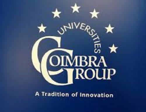 Participarea UAIC la Conferința Anuală și Adunarea Generală a Grupului Coimbra