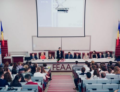 Deschiderea celei de-a XXIX-a Adunări generale a Consiliului Național al Elevilor a avut loc la UAIC