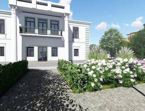 Casa Universitarilor va fi reabilitată printr-un proiect FDI