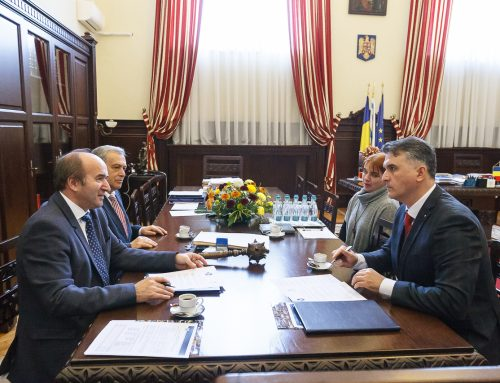 UAIC a semnat un acord de colaborare cu Universitatea din Ismail