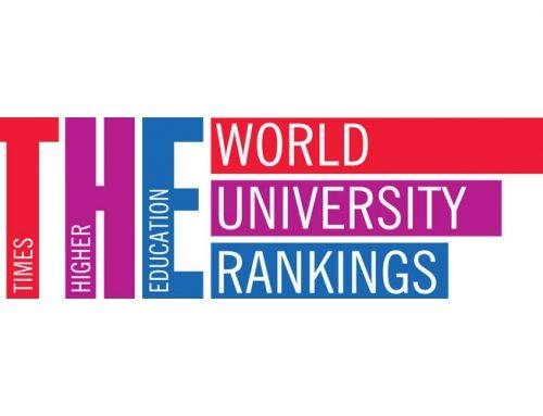 UAIC, în top 500 Times Higher Education