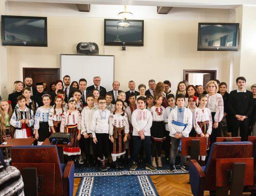 Centrul de Învăţare al UAIC a celebrat 2 ani de activitate