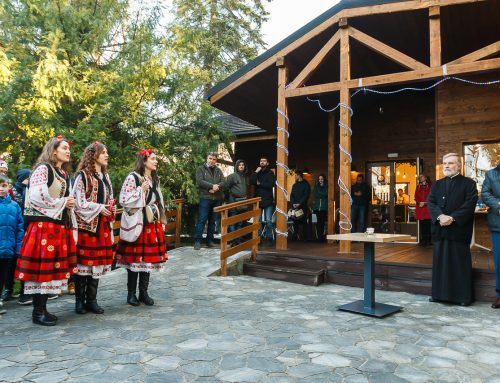 UAIC a inaugurat Ceainăria din Grădina Botanică