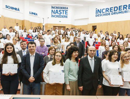 UAIC a premiat studenții cu cele mai bune idei de afaceri